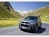 Продам автомобіль Chevrolet Captiva фото
