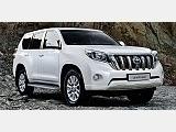 Продам автомобіль Toyota Land Cruiser Prado фото