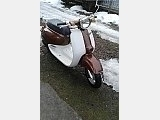 Honda Giorno фото