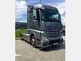 Mercedes-Benz Actros фото