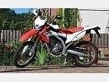 Honda CRF 250 L фото