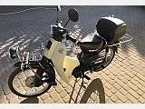 Honda Super Cub фото
