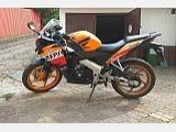 Honda CBR 125R фото