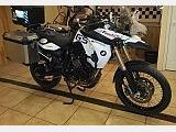 BMW F 800 GS фото