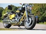 Harley-Davidson Fat Bob фото