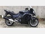 Kawasaki GTR 1400 ZG 1400 Con фото