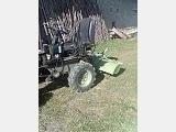 Міні-трактор фото
