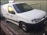 Peugeot Partner фото